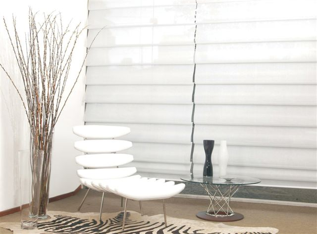 Cortinas Romanas Wave