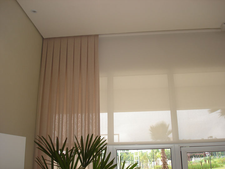 Pin Modernas Cortinas Enrollables 984953028 Puertas Plegables Per on Pinterest