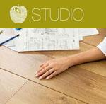 Linha de Pisos Laminados Studio